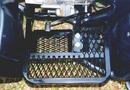 ATV Parts ATV Tires ATV Wheels ATV Accessories Floorboard Honda